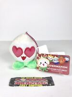 Overwatch Mini Pachcimari Plush Hanger Hearts - Brand New With Tags!