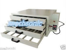 Drying Cabinet for Screen Printing Drying Area Screen Printing Equipment M