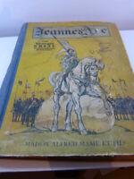 jeanne d'arc par georges goyau, dessins de R de la Nezière ,1930 (eta1)