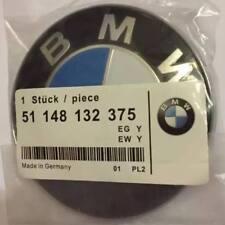 BMW Bonnet Badge Emblem 82MM E36 E46 E60 F10 E61 E81 E87 E82 E90 E91 E92 X5 X3