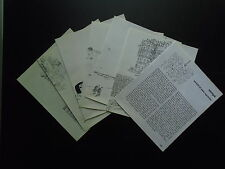 Document Dessin humour SEMPE JEAN JACQUES    draws humour french 1968 clipping