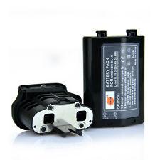 DSTE EN-EL4A EN-EL4 Battery + BL-3 Battery Cover for Nikon D3S D2H D2Hs D3 D2X
