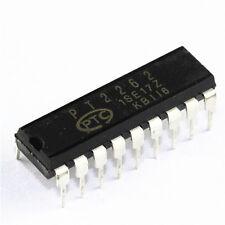 10 PCS PT2262 DIP-18 PTC Remote Control Encoder NEW