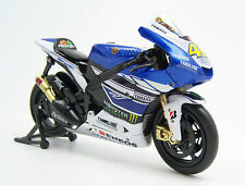 NUOVO VALENTINO ROSSI MONSTER MODELLO 2013 1:12 scala YAMAHA BIKE model-high qualità