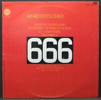 Aphrodite`s Child 666 Vertigo 2X LP VEL 2-500 EX/VG+ Vangelis