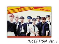 Poster ATEEZ INCEPTION Zero: Fever Part 1 KPOP