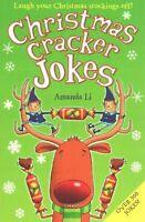 Christmas Cracker Jokes, New, Li, Amanda Book