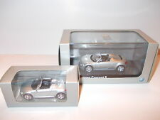 VW Concept R, Norev, 1:43 + 3 inch, silber