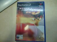 PS2 STREET FIGHTER EX3 ALL MULTI LANGUAGE PAL