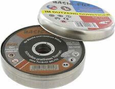 Metall-Trennscheibe Basicflex 125 x 1,0mm, 12 Stück