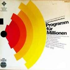 """Various - 50 Jahre Deutscher Rundfunk - Programm 7"""" 12"""" Vinyl Schallpla - 132564"""