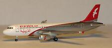 Herpa Wings 1:500 Air Arabia Airbus A320 prod id 502221 released 2005