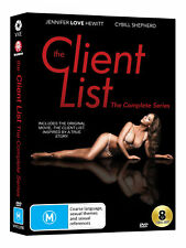 The Client List - Complete Series + Movie (Season 1+2+Movie) DVD New