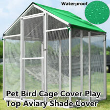 Large Pet Parrot Bird Cage Top Cover Play Cockatiel Cockatoo Finches Aviary