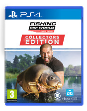 Fishing Sim World Pro Tour Collector's edition PS4 Neuf sous blister