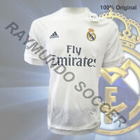 da75749b03d Real Madrid Home Jersey Adidas 2015-16