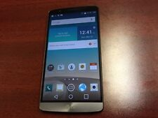 LG G3 D852 32GB Black - (Rogers Wireless / Fido) - Good Condition Smartphone