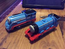 Thomas the Train- #1 Trackmaster 2013 Express Motorized Mattel Gullane Works 4pc
