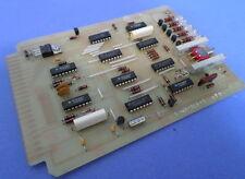 BENTHOS CONTROL PCB BOARD D-404-123-E