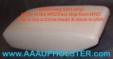 Armrest Cover for 02-06 Lexus ES300, ES330, Vinyl Center Console Lid Tan(Ivory)