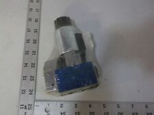 Rexroth R900570174 Hydraulic Directional Control Valve 24v-dc