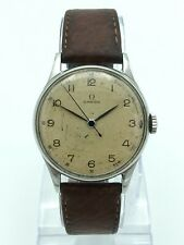 Vintage Omega Military, Cal30T2 SC, 1940's, 35mm, Stunning Condition