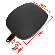 For Harley Forty-Eight XL1200X XL883N 72 XL1200V Rear Passenger Pillion Pad Seat