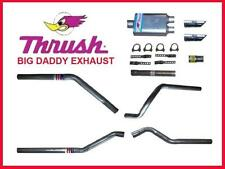 1994 1995 1996 1997 Dodge Ram Pick Up 1500 BIG DADDY Dynomax Dual Exhaust Pipes