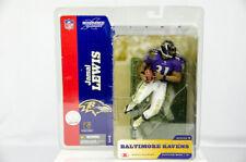 Jamal Lewis Baltimore Ravens McFarlane Action Figure NIB NFL Series 8