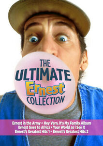 The Ultimate Ernest Collection [New DVD]