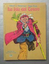 Stevenson - La isla del tesoro - Hugo Pratt 1976  - Signed Dedicado Firmado