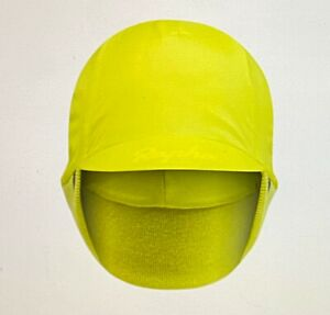 RAPHA Insulated Winter Cycling Hat in Yellow