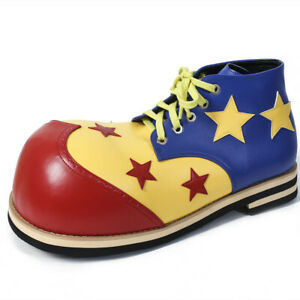 Clown Shoes - Halloween Party Shoes - Circus Fancy Dress  - Burlesque Shoes