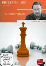 ChessBase: Williams - The Torre Attack - Schach - NEU / OVP !