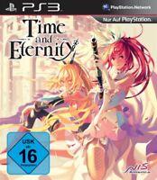 PS3 / Sony Playstation 3 Spiel - Time and Eternity DE/EN mit OVP