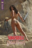 VAMPIRELLA DEJAH THORIS #4 CVR F DEJAH THORIS COSPLAY BLEMISHED
