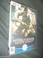 Medal of Honor Pacific Assault WWII PC Jeu Shooter