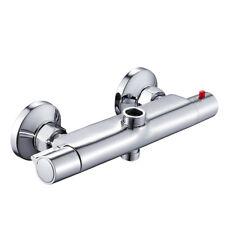 Miscelatore doccia Rubinetto termostatico vasca bagno Brass Bath Mixer Shower