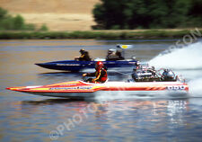 DRAG RACING DRAG BOAT PHOTO TOP FUEL HYDRO KENNY WEST WESTERN MAG SPECIAL 1980