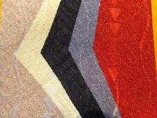 """1950s Vintage Antique Retro ~Men Dress Shirt Tie ~Abstract Mauve Red Arrow ~ 52"""""""