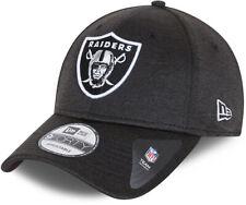Las Vegas Raiders New Era 940 Shadow Tech Black Cap