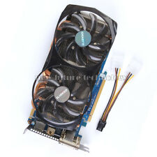 GIGABYTE NVIDIA GeForce GTX 660 2GB GV-N660OC-2GD  1×HDMI 2×DVI 1×DP  Video Card