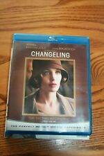 CHANGELING BLU-RAY DISC - WATCHED ONCE!