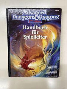 Ad&d 2nd Edition Handbuch für Spielleiter TSR