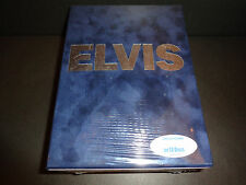 ELVIS BLUE SUEDE COLLECTION-8 movies-JAILHOUSE ROCK, KISSIN' COUSINS, GIRL HAPPY