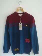 UNIVERSAL WORKS x LYLE & SCOTT Knit Jumper - M - 100% Wool - RRP £155 - BNWT