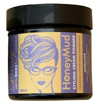 Beauty and the Bees Honey Mud Styling Cream Pomade 60ml