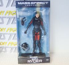 "McFarlane Toys Mass Effect Andromeda Sara Ryder Colour Tops 7"" Figure in Stock"