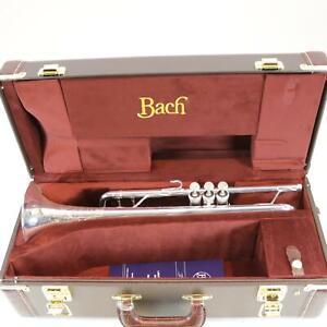 Bach Model 190S37 Stradivarius Anniversary Bb Trumpet SN 769605 OPEN BOX