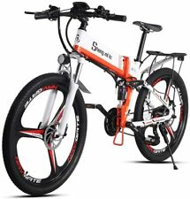 Shengmilo-M80 Electric bicycle 26 inch folding electric mountain bike bicycle